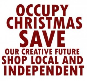 Buy American movement-Occupy Christmas