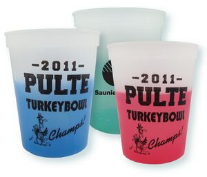 American Made 17oz Color Changing Drinkware