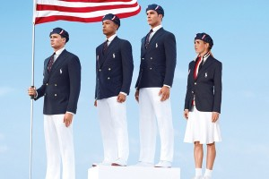 Should Americans be angry that the US Olympic uniforms were made in China?
