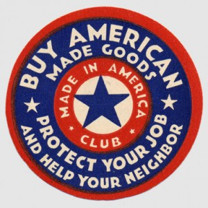 Buy American Made Products This Holiday Season