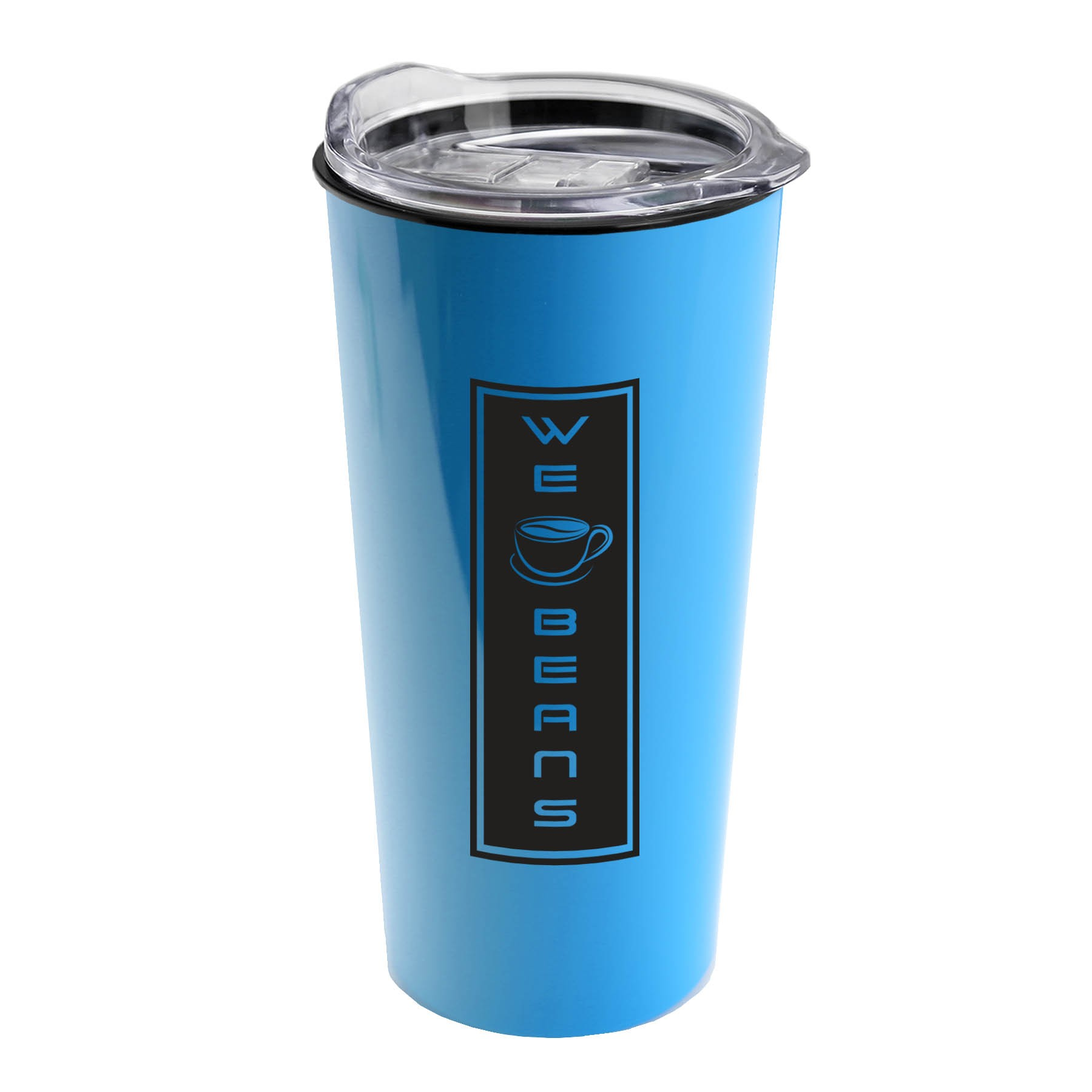 union-made branded tumbler