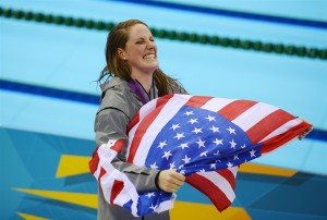 Does US Olympic Fever Translate to a Buy American Spirit?