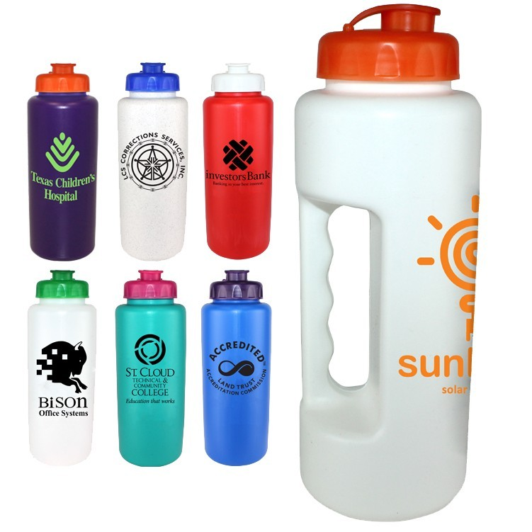 10 Custom Water Bottles Made In The USA
