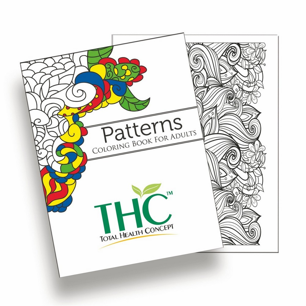 Unlock You Customers Inner Child with this Customizable Coloring Book for Adults