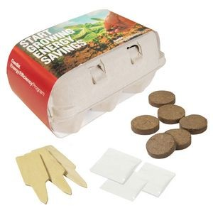 Grow Your Own Garden Kit-Custom w/Seeds