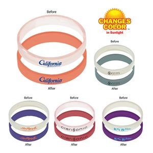 Sun Fun Bracelet (Spot Color/1 Side)
