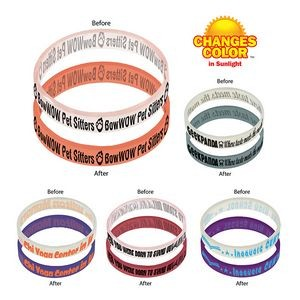 Sun Fun Bracelet (Spot Color/Wrap)