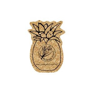 Pineapple Cork Coaster