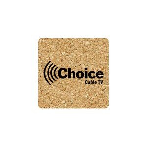 Square Cork Coaster 5SQ