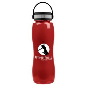 Slim Grip-25 oz. Metalike Bottle - EZ Grip Lid