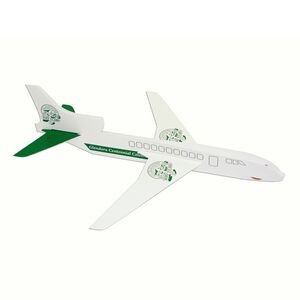 DC-10 Paper Airplanes (Sturdy Board Stock)