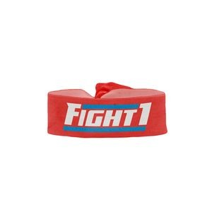 "3/4"" Dye-Sublimated Elastic Fold Over Wristband"