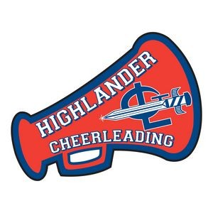 "Megaphone Shaped Car Magnets (5.25"" x 8"")"